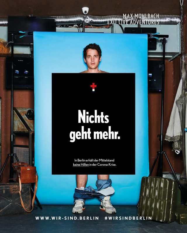 Max Mühlbach · Exit Live Adventures