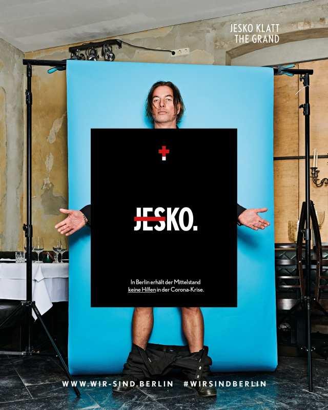 Jesko Klatt · The Grand