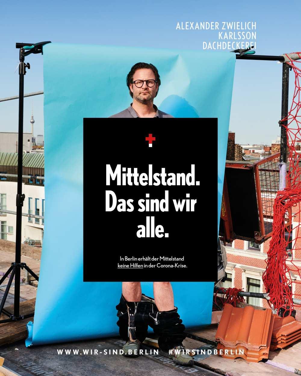 Robert Schlesinger: Team Mittelstand