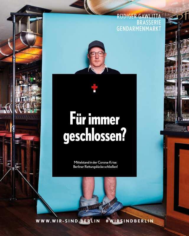 Rüdiger Gawlitta · Brasserie Gendarmenmarkt
