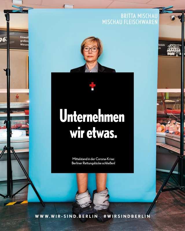 Britta Mischau · Mischau Fleischwaren