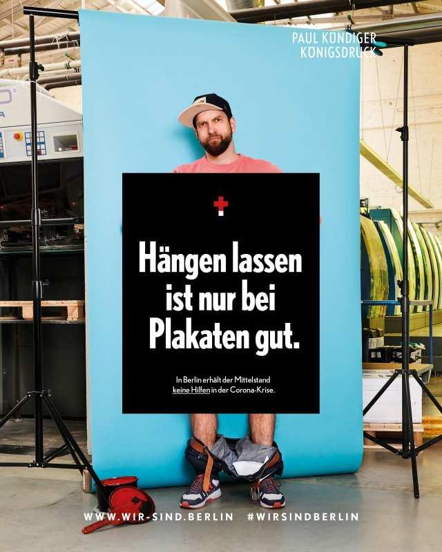 Paul Kündiger · Königsdruck